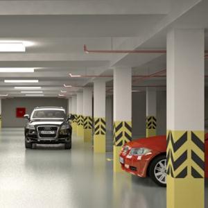 Автостоянки, паркинги Смоленского