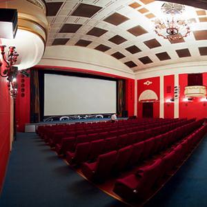 Кинотеатры Смоленского