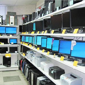 Компьютерные магазины Смоленского