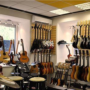 Музыкальные магазины Смоленского