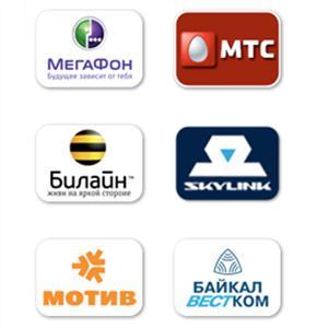 Операторы сотовой связи Смоленского