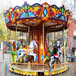 Парки культуры и отдыха Смоленского