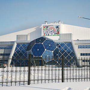 Спортивные комплексы Смоленского